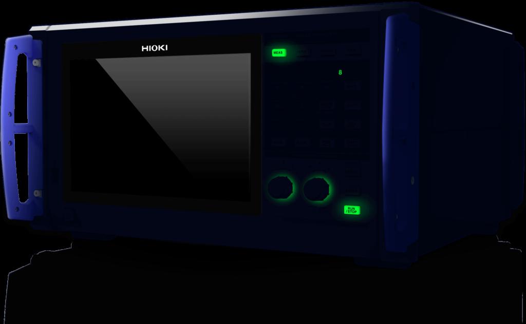 analizador de potencia 8 canales